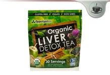 Opportuniteas Liver Detox Tea