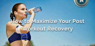 how to maximize your post workout recovery