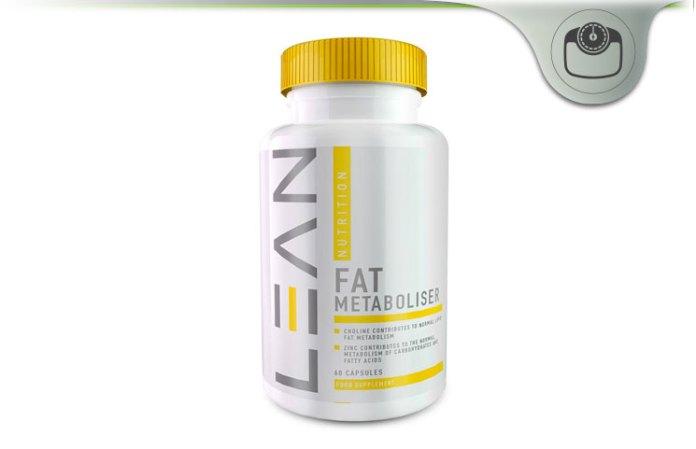 lean nutrition fat metaboliser