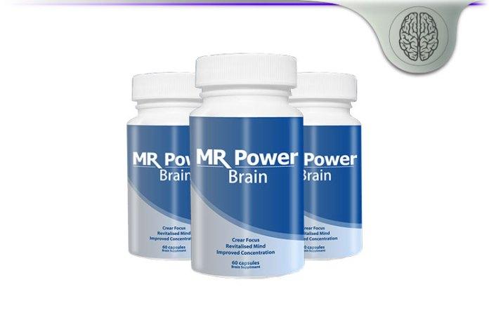 Mr Power Brain
