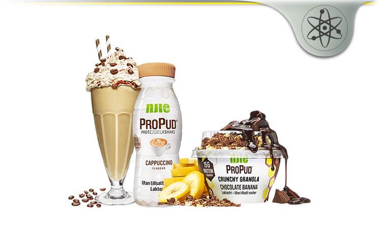 protein milkshake propud