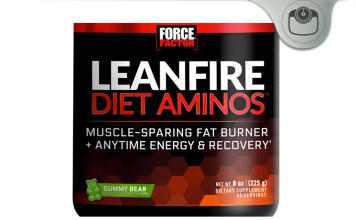 Force Factor LeanFire Diet Aminos