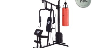 Goplus Stack Home Gym Exercise Equipment