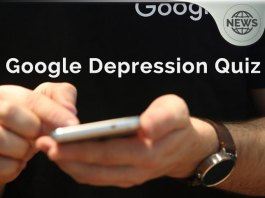 Google Depression Quiz