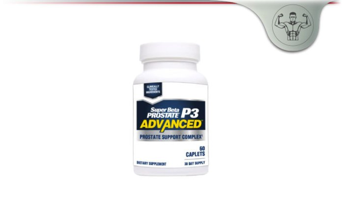 super beta prostate p3 advanced