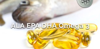 DHA Vs ALA Vs EPA Omega 3 Health Benefits