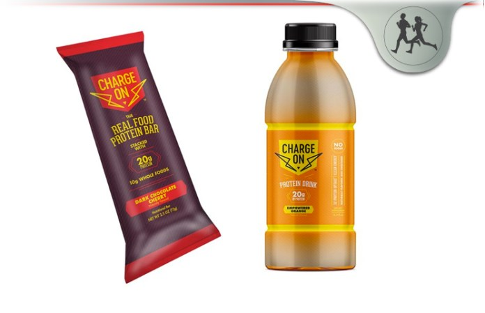 Complete Nutrition Charge On Protein Bar & Protein Drink