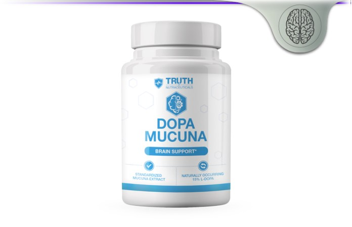 Truth Nutra Dopa Mucuna