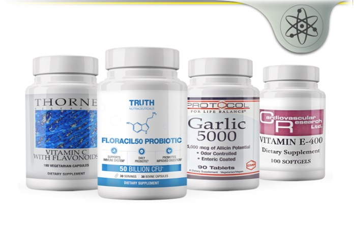 Truth Nutra Immunity Optimization Stack