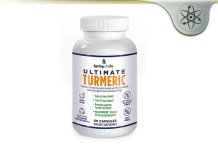 Spring of Life Ultimate Turmeric Curcumin with Bioperine
