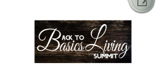 Back To Basics Living Summit