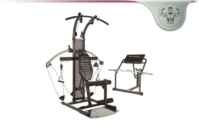 Bio Force Challeng Home Gym
