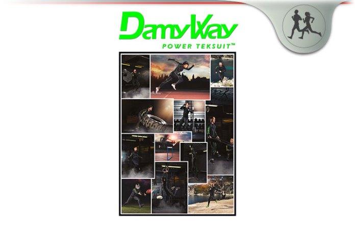 DamyWay POWER TEKSUIT