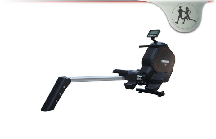 Kettler Fitness R200 Magnetic Rowing Resistance Workout Machine