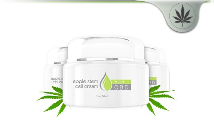 Apple Stem Cell Cream With CBD