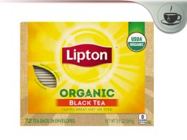 Lipton Organic Black Tea