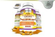 Fresh HealthCare Pure Turmeric Curcumin Root Extract BioPerine