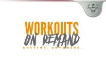 Workouts on Demand