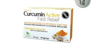 curcumin active fast relief