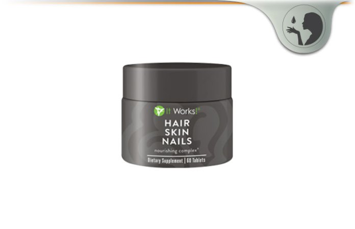 It Works Hair Skin Nails Review - Plant-Based Vitamin & Mineral ...