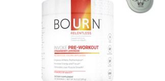 Bourn Relentless Invoke Pre-Workout