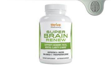 Thrive Naturals Super Brain Renew