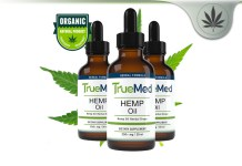 True Med Hemp Oil