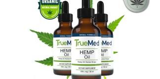 True Med Hemp Oil
