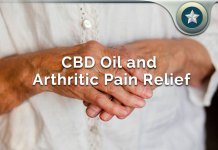 CBD Oil For Arthritic Pain Relief