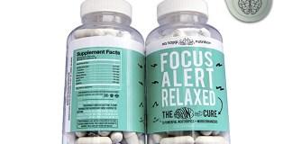 Focus Alert Relaxed