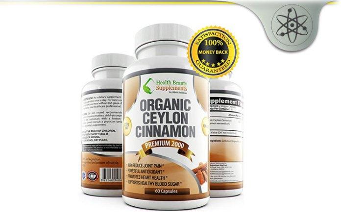 HB&S Organic Ceylon Cinnamon