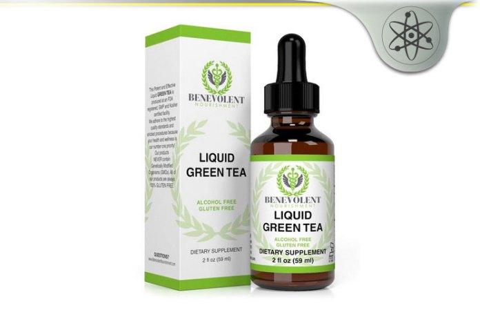 Benevolent Liquid Green Tea Extract