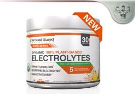 Ground Based Organic Plant-Based Electrolytes
