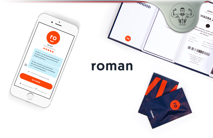 Roman Erectile Dysfunction Review - Online Male Enhancer