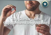Top Herbal Dietary Male Enhancement Supplement Ingredients