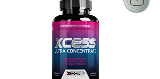 XCore XCESS Ultra Concentrate