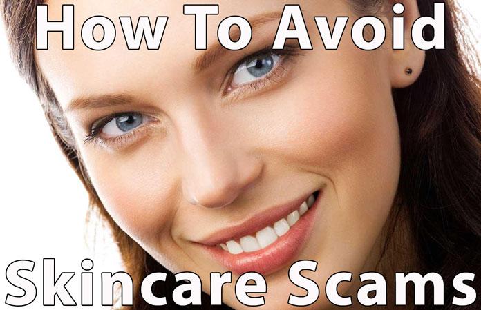 Celebrity Skin Care Trial Scams