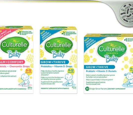 Culturelle Probiotics Baby