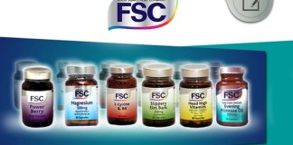 Food Supplement Company FSC