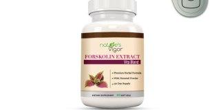 Natures Vigor Forskolin Extract