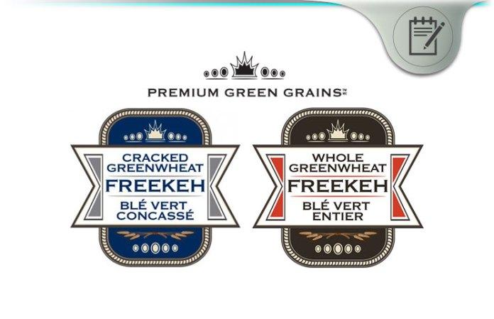 Greenwheat Freekeh Premium Green Grains