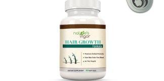 Natures Vigor Hair Growth