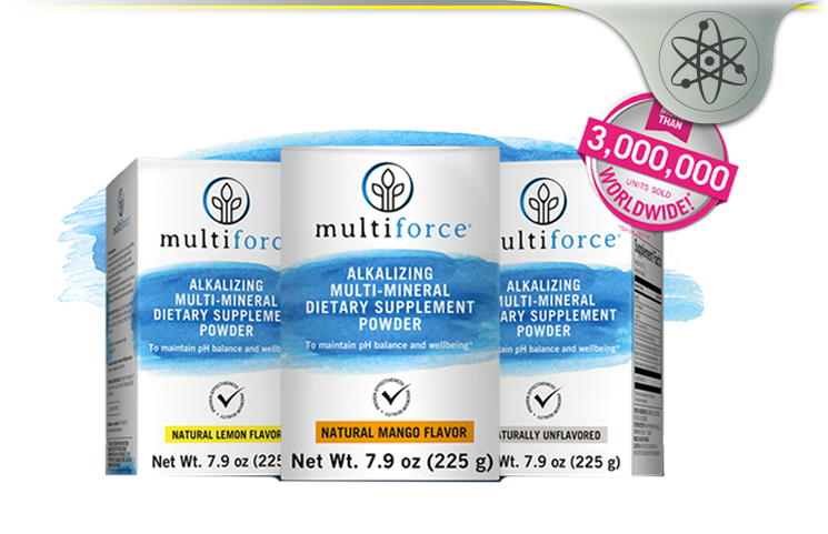Multiforce Health – Alkaline Multi-Mineral Powder For pH Balance?