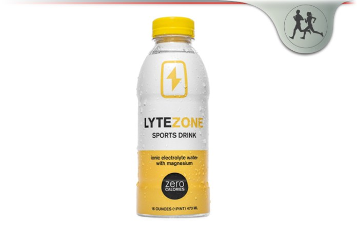 Drinkwel LyteZone Sports Drink