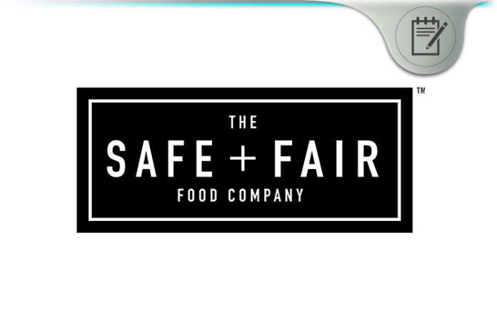 Safe + Fair Food Company