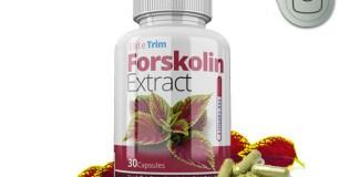 Elite Trim Forskolin Extract