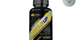 Vital Nutrition Muscle Up Review