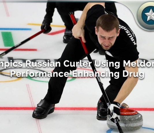 Olympics Russian Curler Using Meldonium Performance Enhancing Drug