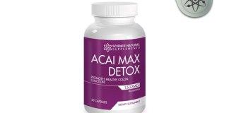 Science Natural Supplements Acai Max Detox