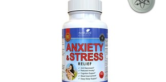 Natural Biomedical Anxiety & Stress Relief